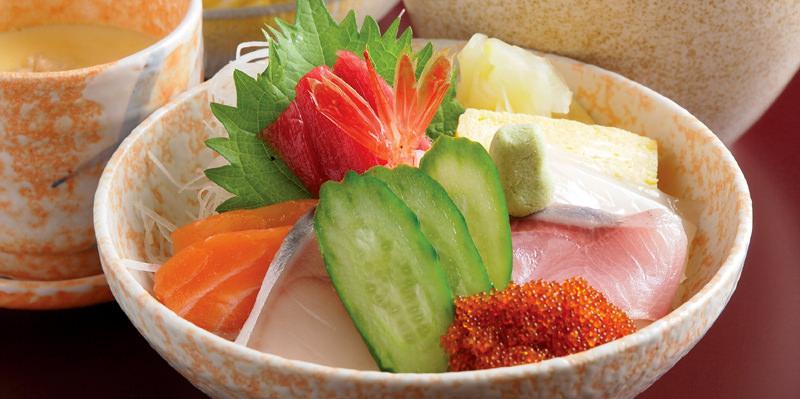 ランチ/海鮮丼